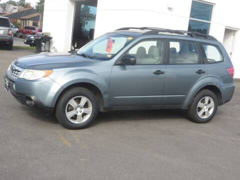 2011 Subaru Forester for sale at Price Auto Sales 2 in Concord NH
