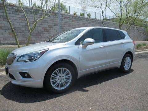 2017 Buick Envision for sale at MyAutoJack.com @ Auto House in Tempe AZ