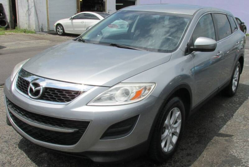 2012 Mazda CX-9 for sale at Express Auto Sales in Lexington KY