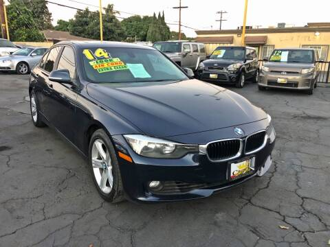 2014 BMW 3 Series for sale at Crown Auto Inc in South Gate CA