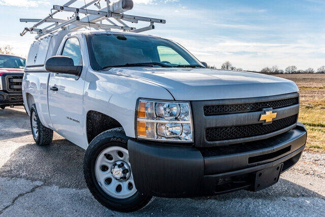 2012 Chevrolet Silverado 1500 for sale at Fruendly Auto Source in Moscow Mills MO