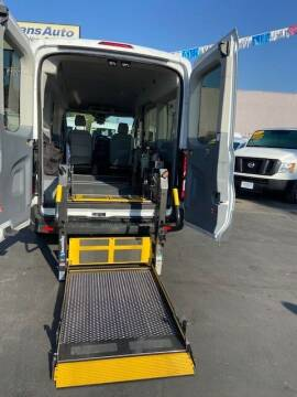 2017 Ford Transit Passenger for sale at Auto Wholesale Company in Santa Ana CA
