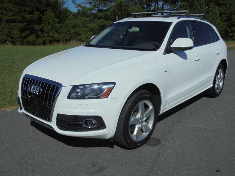 2011 Audi Q5 for sale at TURN KEY OF CHARLOTTE in Mint Hill NC
