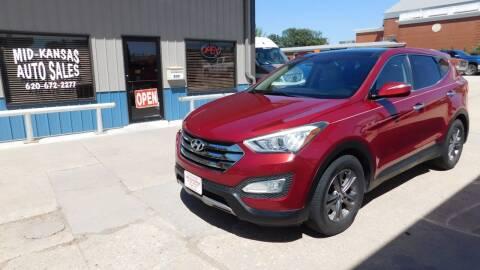 2013 Hyundai Santa Fe Sport for sale at Mid Kansas Auto Sales in Pratt KS