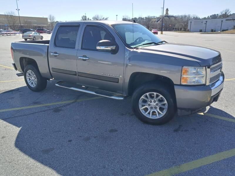 2008 Chevrolet Silverado 1500 for sale at Magwood Auto Dealers LLC in Jonesboro GA