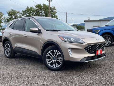 2020 Ford Escape for sale at The Other Guys Auto Sales in Island City OR