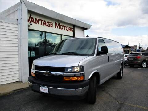 2019 Chevrolet Express Cargo for sale at Vantage Motors LLC in Raytown MO