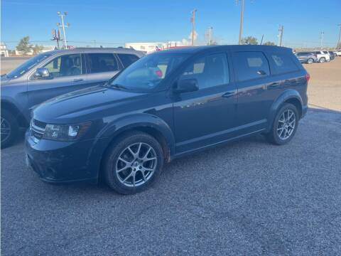 2018 Dodge Journey for sale at STANLEY FORD ANDREWS in Andrews TX