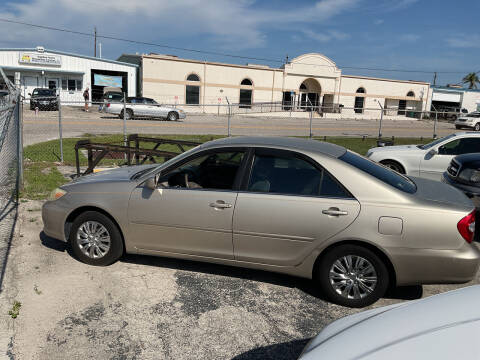 2004 Toyota Camry for sale at Second 2 None Auto Center in Naples FL