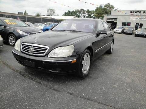 2001 Mercedes-Benz S-Class for sale at A&S 1 Imports LLC in Cincinnati OH