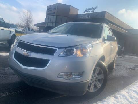 2010 Chevrolet Traverse for sale at FASTRAX AUTO GROUP in Lawrenceburg KY