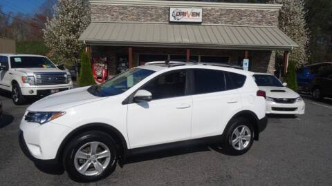 2013 Toyota RAV4 for sale at Driven Pre-Owned in Lenoir NC