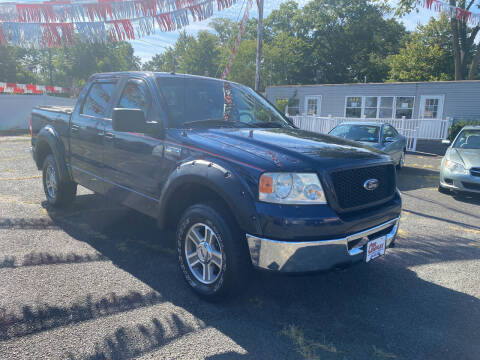 2006 Ford F-150 for sale at Car Complex in Linden NJ