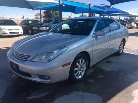 2002 Lexus ES 300 for sale at Autos Montes in Socorro TX