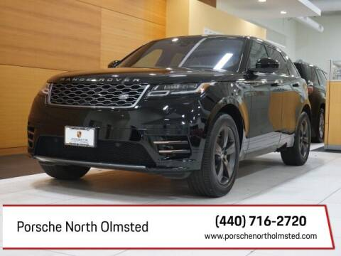 2020 Land Rover Range Rover Velar for sale at Porsche North Olmsted in North Olmsted OH