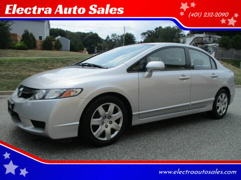 2010 Honda Civic for sale at Electra Auto Sales in Johnston RI