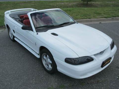 1994 Ford Mustang for sale at Island Classics & Customs in Staten Island NY
