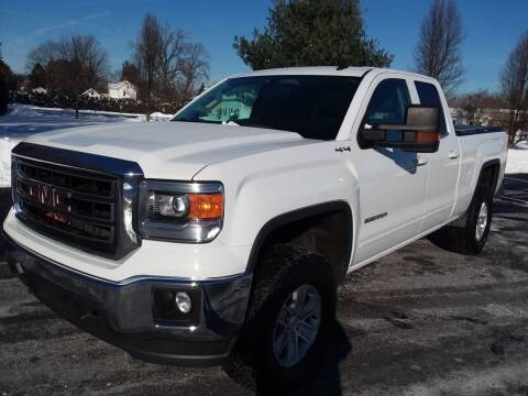 2014 GMC Sierra 1500 for sale at Chris Auto South in Agawam MA