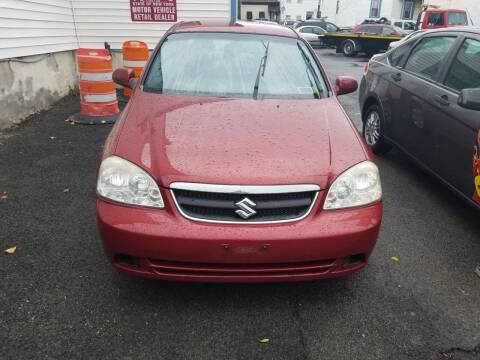 2008 Suzuki Forenza for sale at Perez Auto Group LLC -Little Motors in Albany NY