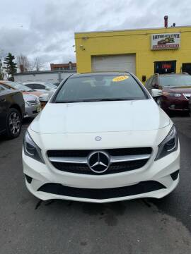 2014 Mercedes-Benz CLA for sale at Hartford Auto Center in Hartford CT