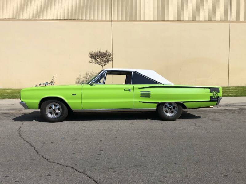 1966 Dodge Coronet for sale at HIGH-LINE MOTOR SPORTS in Brea CA
