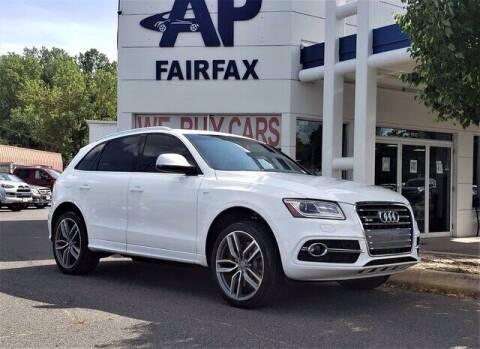 2014 Audi SQ5 for sale at AP Fairfax in Fairfax VA