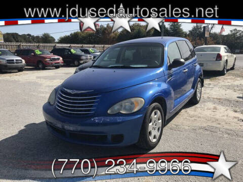 2006 Chrysler PT Cruiser for sale at J D USED AUTO SALES INC in Doraville GA