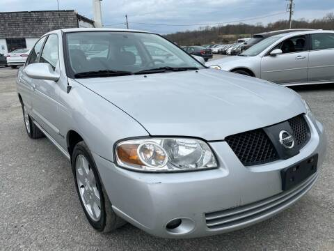 2006 Nissan Sentra for sale at Ron Motor Inc. in Wantage NJ