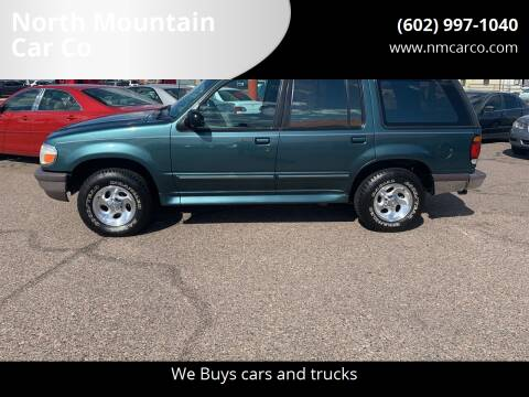 1997 Ford Explorer for sale at North Mountain Car Co in Phoenix AZ