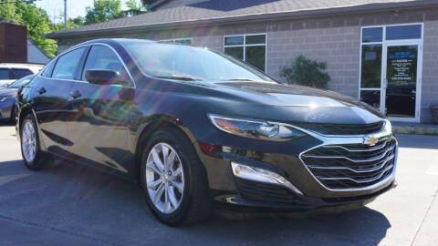 2020 Chevrolet Malibu for sale at World Auto Net in Cuyahoga Falls OH