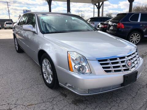 2010 Cadillac DTS for sale at Auto Target in O'Fallon MO