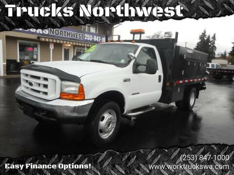 2000 Ford F-450 for sale at Trucks Northwest in Spanaway WA
