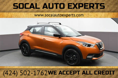 2020 Nissan Kicks for sale at SoCal Auto Experts in Culver City CA