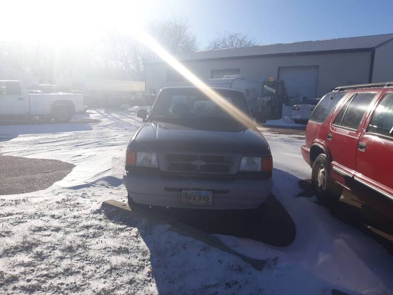 1996 Ford Ranger for sale at ZITTERICH AUTO SALE'S in Sioux Falls SD