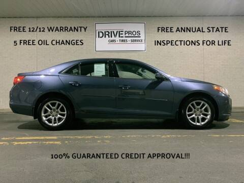 2015 Chevrolet Malibu for sale at Drive Pros in Charles Town WV
