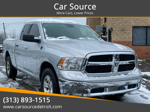 2017 RAM Ram Pickup 1500 for sale at Car Source in Detroit MI