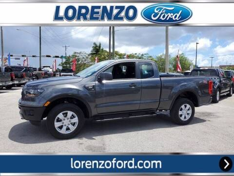 2019 Ford Ranger for sale at Lorenzo Ford in Homestead FL