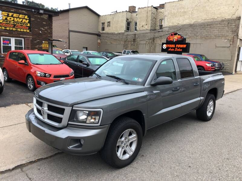 2011 RAM Dakota for sale at STEEL TOWN PRE OWNED AUTO SALES in Weirton WV
