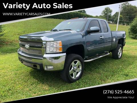 2008 Chevrolet Silverado 2500HD for sale at Variety Auto Sales in Abingdon VA