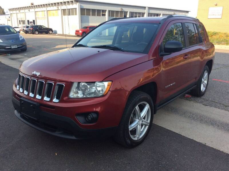 2012 Jeep Compass for sale at AROUND THE WORLD AUTO SALES in Denver CO