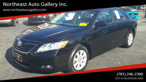 2009 Toyota Camry for sale at Northeast Auto Gallery Inc. in Wakefield Ma MA