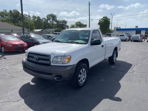 2003 Toyota Tundra for sale at Sam's Motor Group in Jacksonville FL