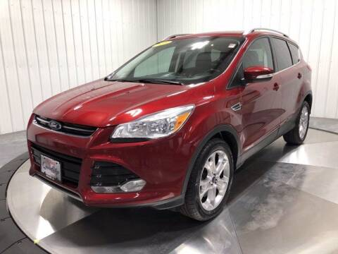 2016 Ford Escape for sale at HILAND TOYOTA in Moline IL
