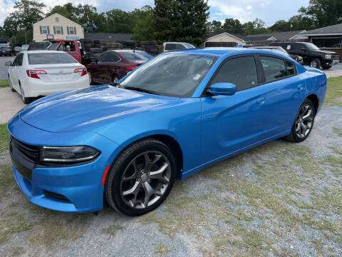 2015 Dodge Charger for sale at LAURINBURG AUTO SALES in Laurinburg NC