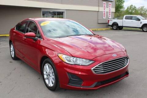 2020 Ford Fusion for sale at Road Runner Auto Sales WAYNE in Wayne MI