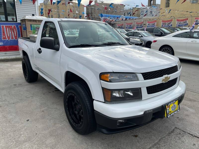 2011 Chevrolet Colorado for sale at Elite Automall Inc in Ridgewood NY