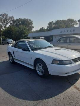 2002 Ford Mustang for sale at Bates Auto & Truck Center in Zanesville OH