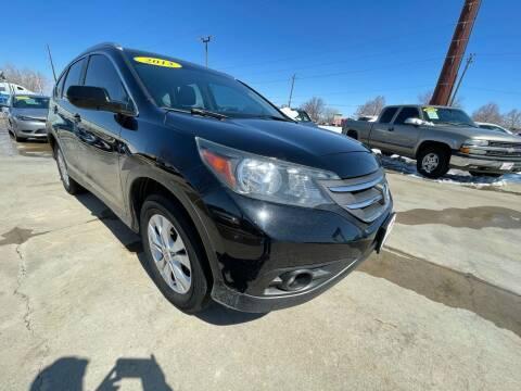 2013 Honda CR-V for sale at AP Auto Brokers in Longmont CO