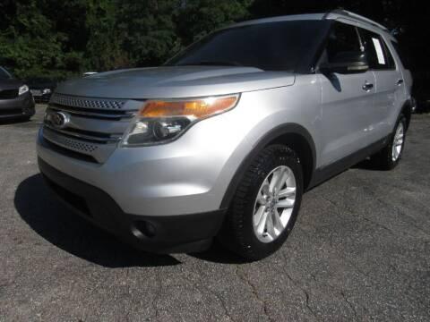 2011 Ford Explorer for sale at Atlanta's Best Auto Brokers in Marietta GA