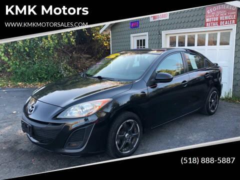 2011 Mazda MAZDA3 for sale at KMK Motors in Latham NY